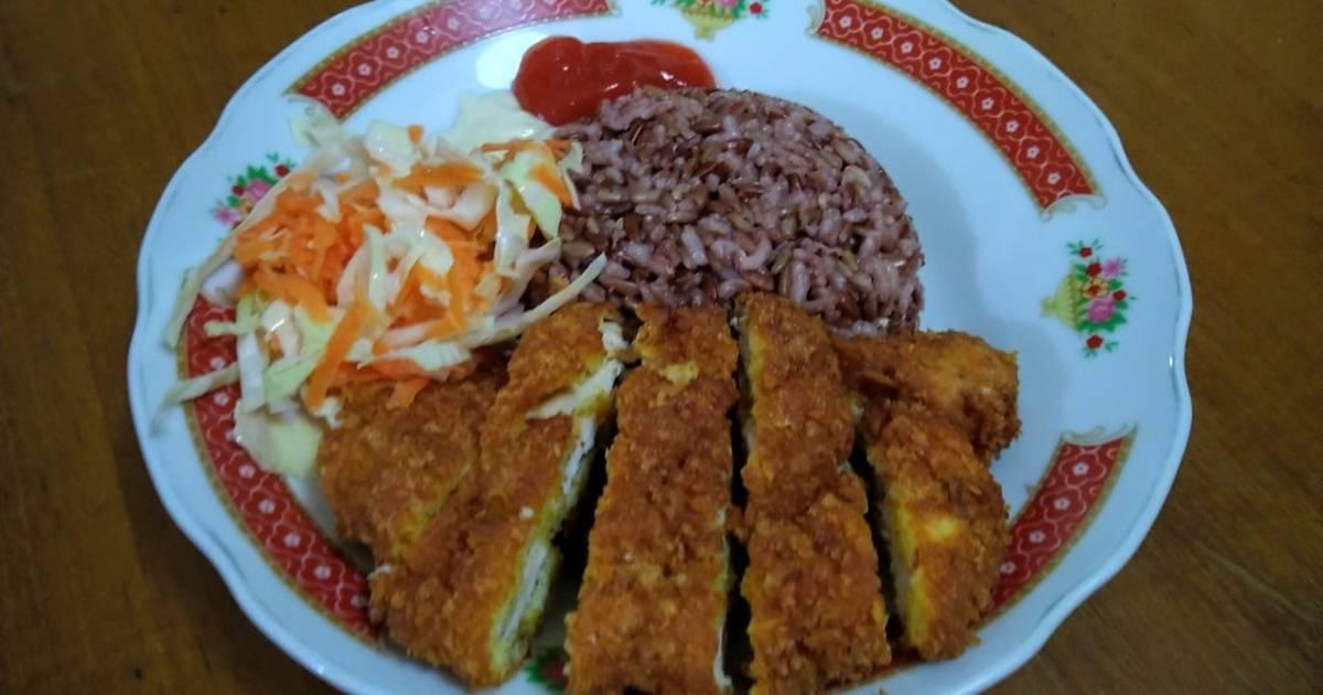 resep ayam fillet renyah wkebaya Resepi Ikan Tenggiri Fillet Enak dan Mudah