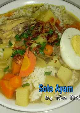 Soto Ayam Simple Bumbu Indofood
