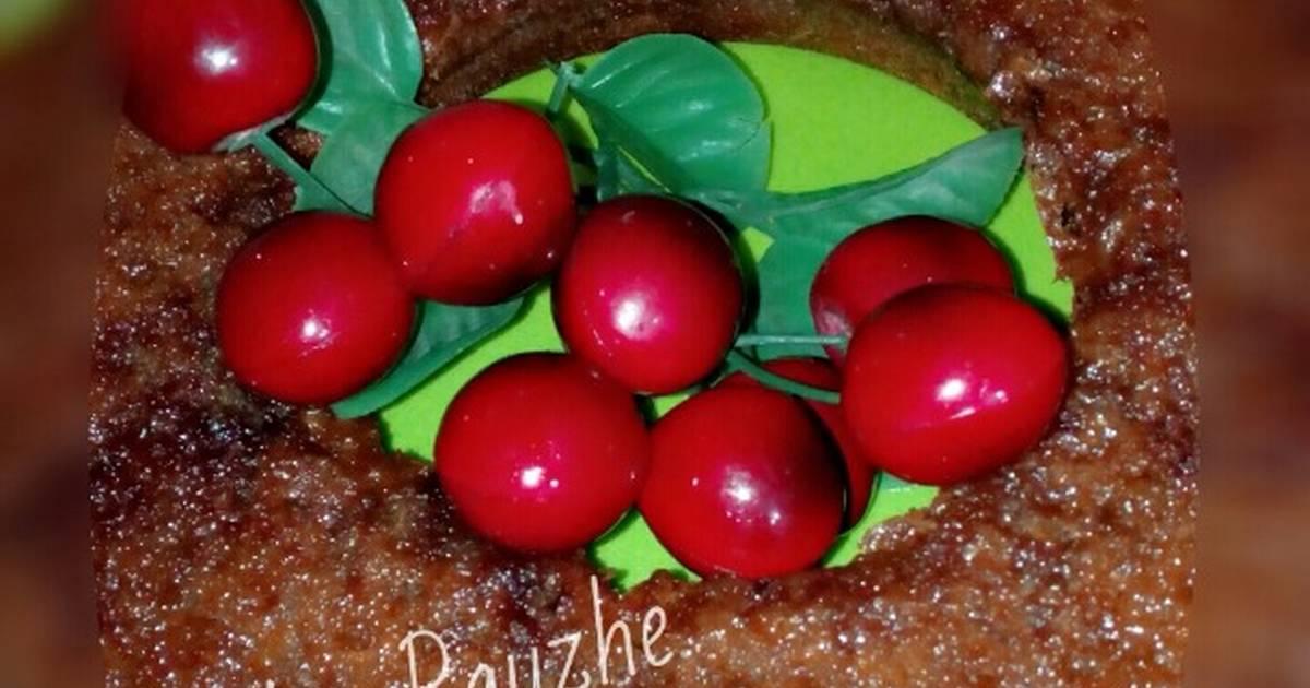 Resep Cake Sarang Semut