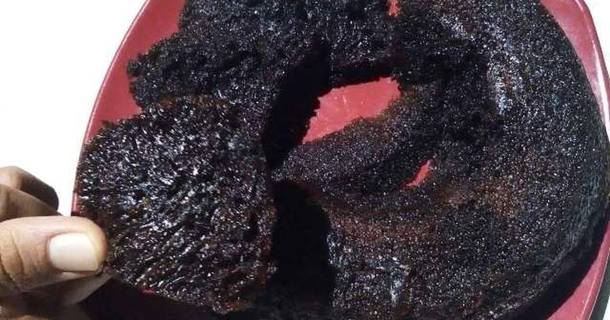 Resep Bolu karamel asal asalan