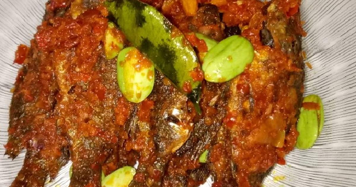 resep ikan mujair pedas oleh vhaa reva iibhellia   cookpad