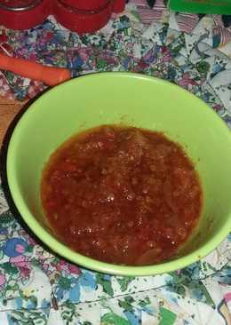 Sambel tomat seuhah