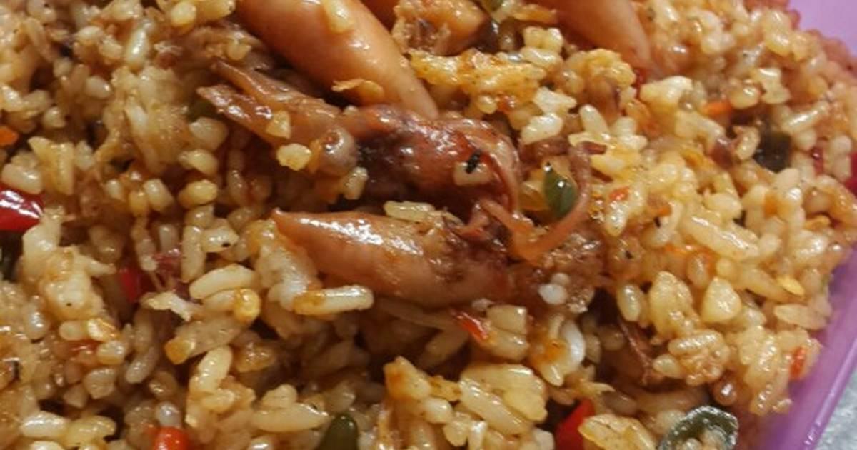 111 resep nasi goreng lauk kemarin enak dan sederhana
