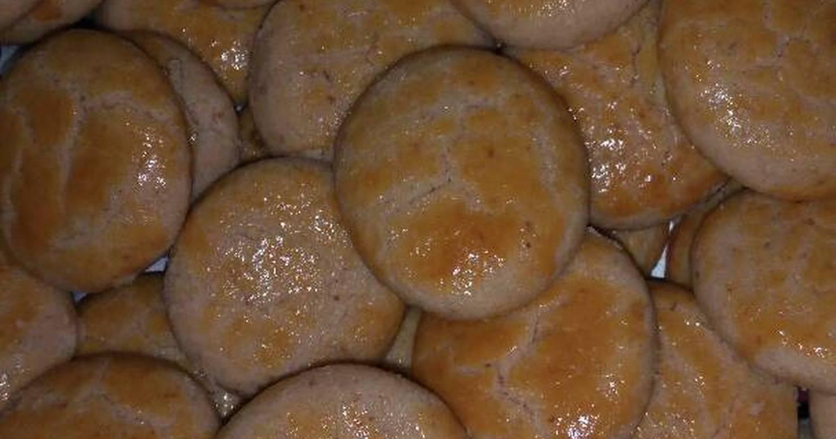 Resep Cookies kacang lembbuutt