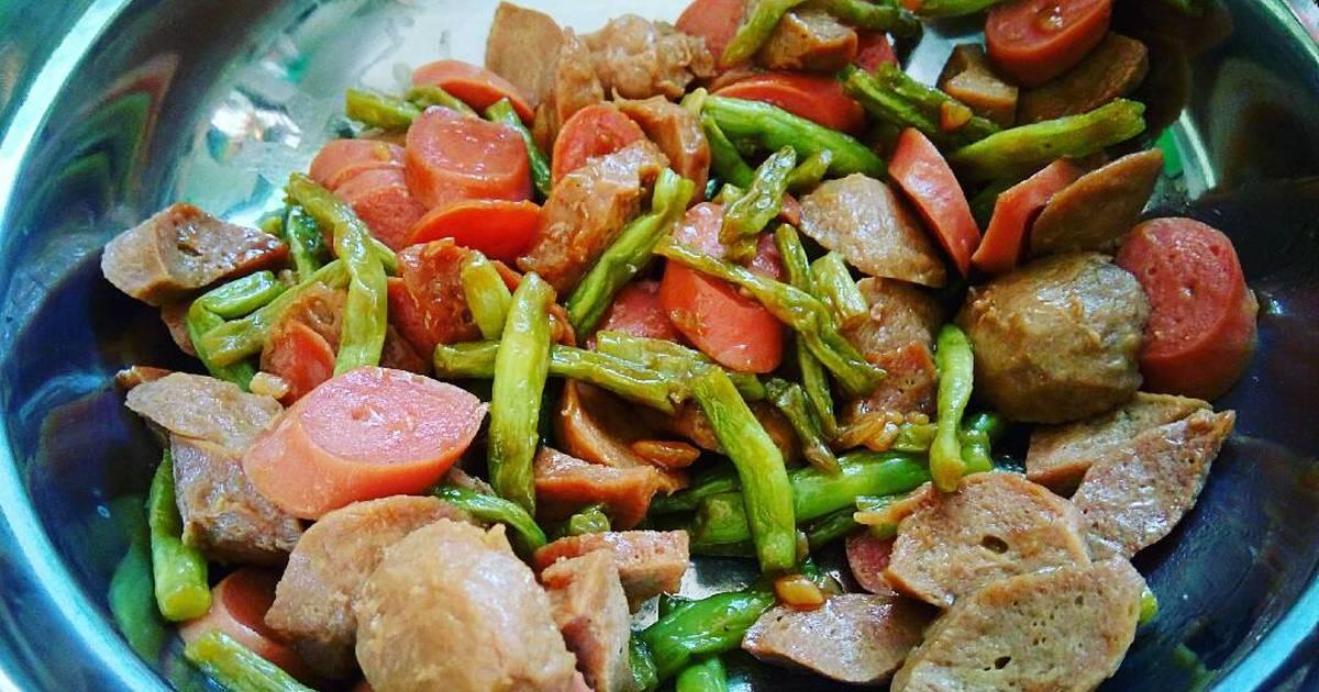 4 715 resep cara membuat sosis rumahan yang enak dan