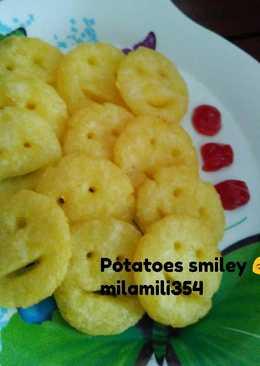 Potatoes smiley (recook)