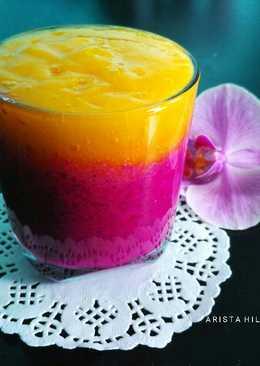 Mango Pitaya Biscuits Juice