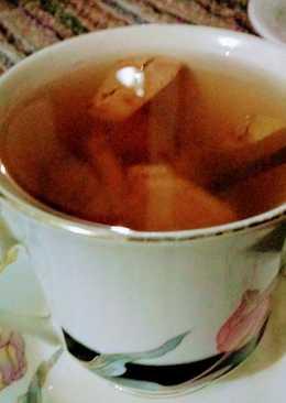 Honey Lime Ginger Tea
