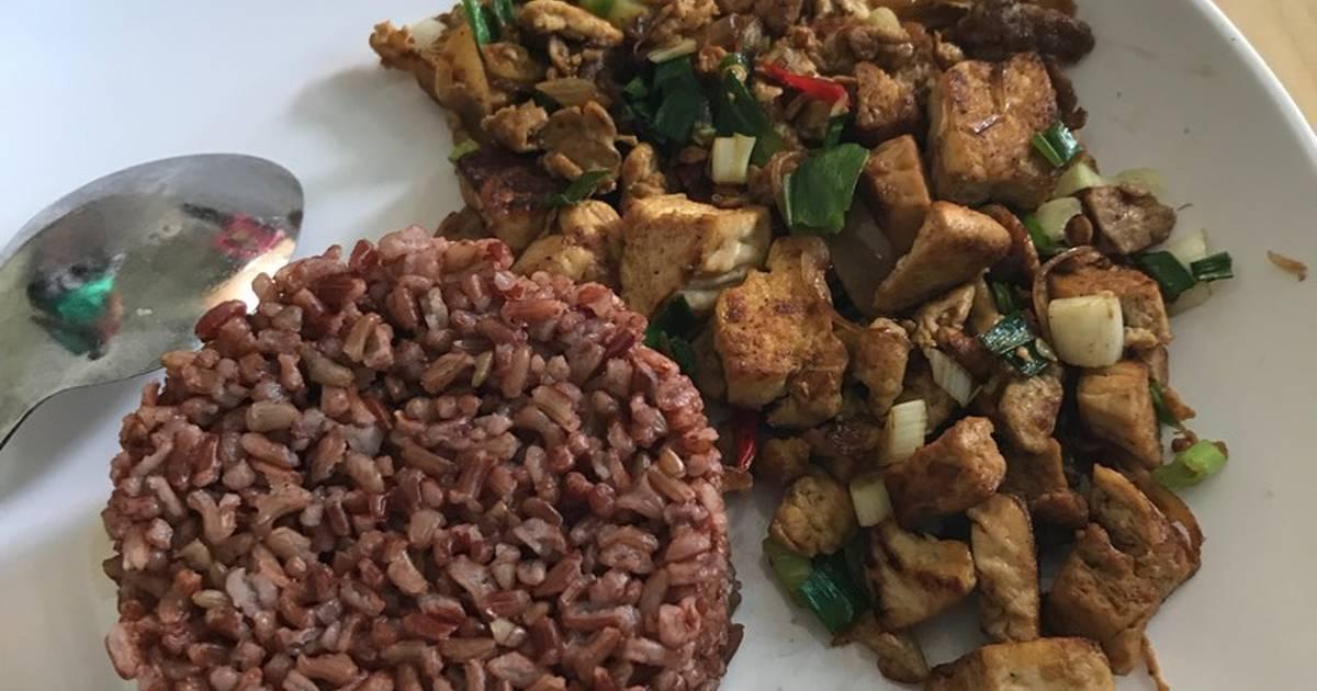 203 resep nasi beras merah enak dan sederhana - Cookpad
