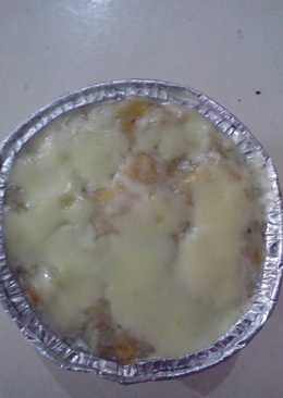 Schootel singkong wortel (mpasi 1y+)