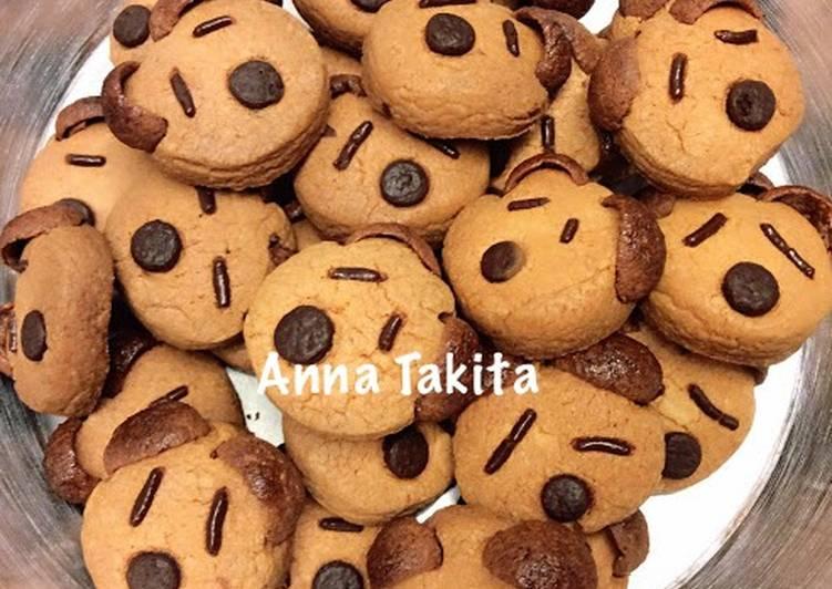 Resep Doggie Cookies Kiriman dari Anna Takita