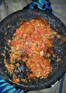 Ayam Geprek Pedas Mantul
