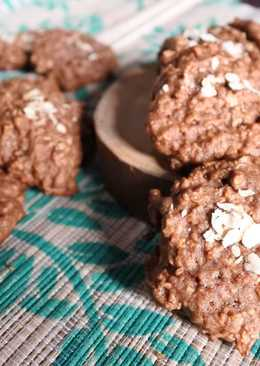 Coffee Oat Cookies termudah simple enak