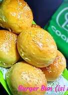 Burger Bun (isi mentega)