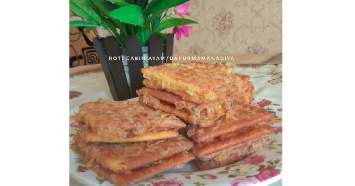 29 Resep Roti Hatari Enak Dan Sederhana