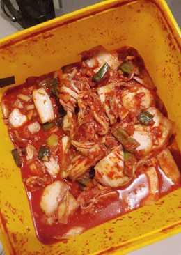 Kimchi ala Momo 😋