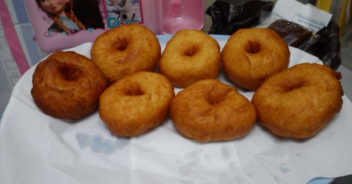 Donat kentang renyah empuk - 8 resep - Cookpad