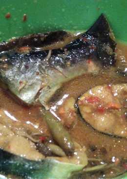 Ikan Patin Bumbu Kuning Pedas