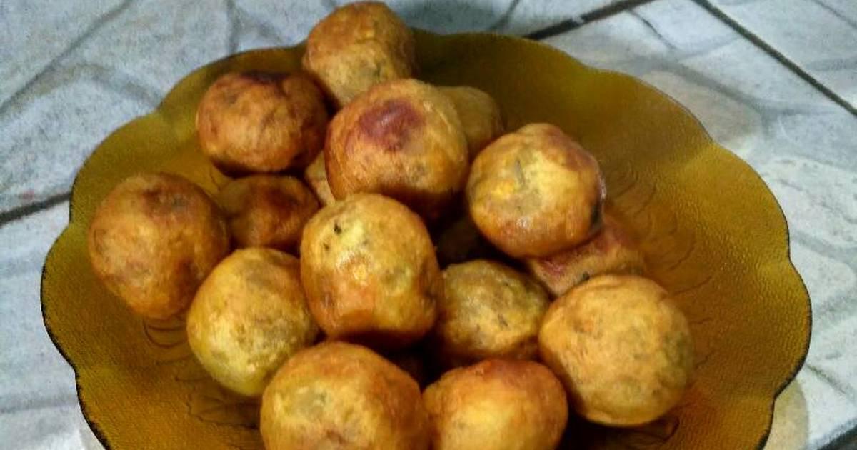 Kue bola ubi jalar - 10 resep - Cookpad