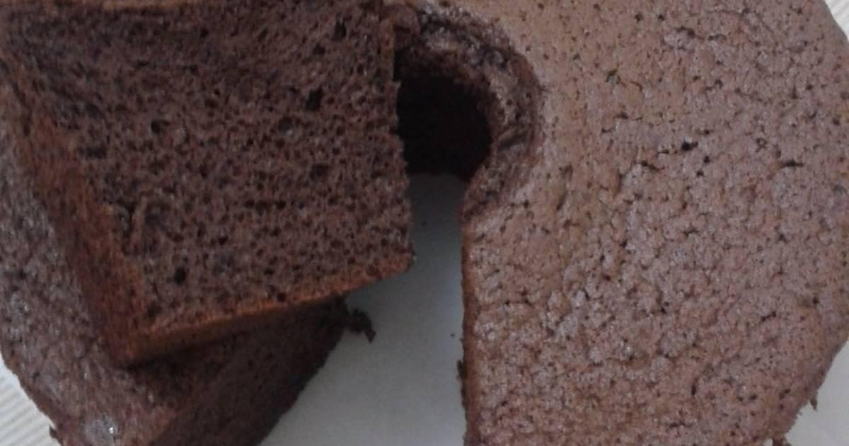 Resep Chiffon Cake Coklat