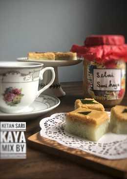 Ketan Sari Kaya (resep ketannya saja ya)