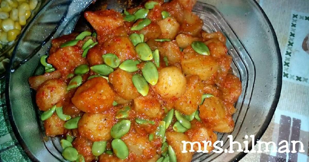 Sambal goreng kentang pete - 58 resep - Cookpad