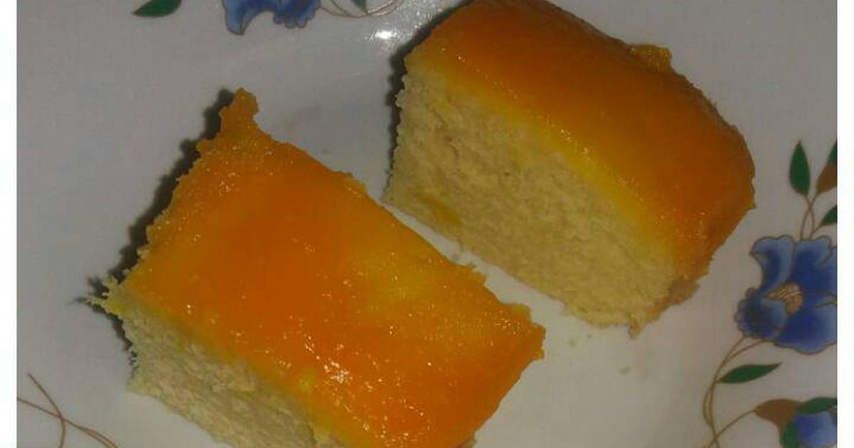 Resep Lemonade cheesy butter cake