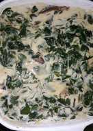 Uta kelo (sayur kelor khas palu)