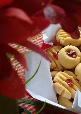 Cookies Agar-Agar Strawberry