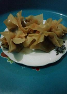 Siomay ikan tongkol praktis #BikinRamadanBerkesan
