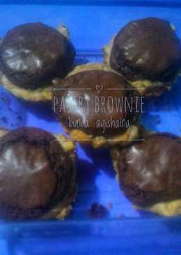 Pastry brownie