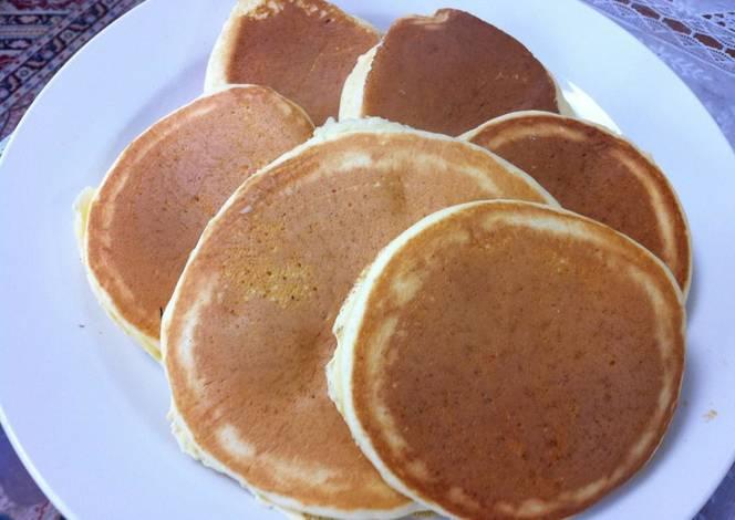 resepi pancake cik epal instantasshat addfame Resepi Pancake Cik Epal Enak dan Mudah