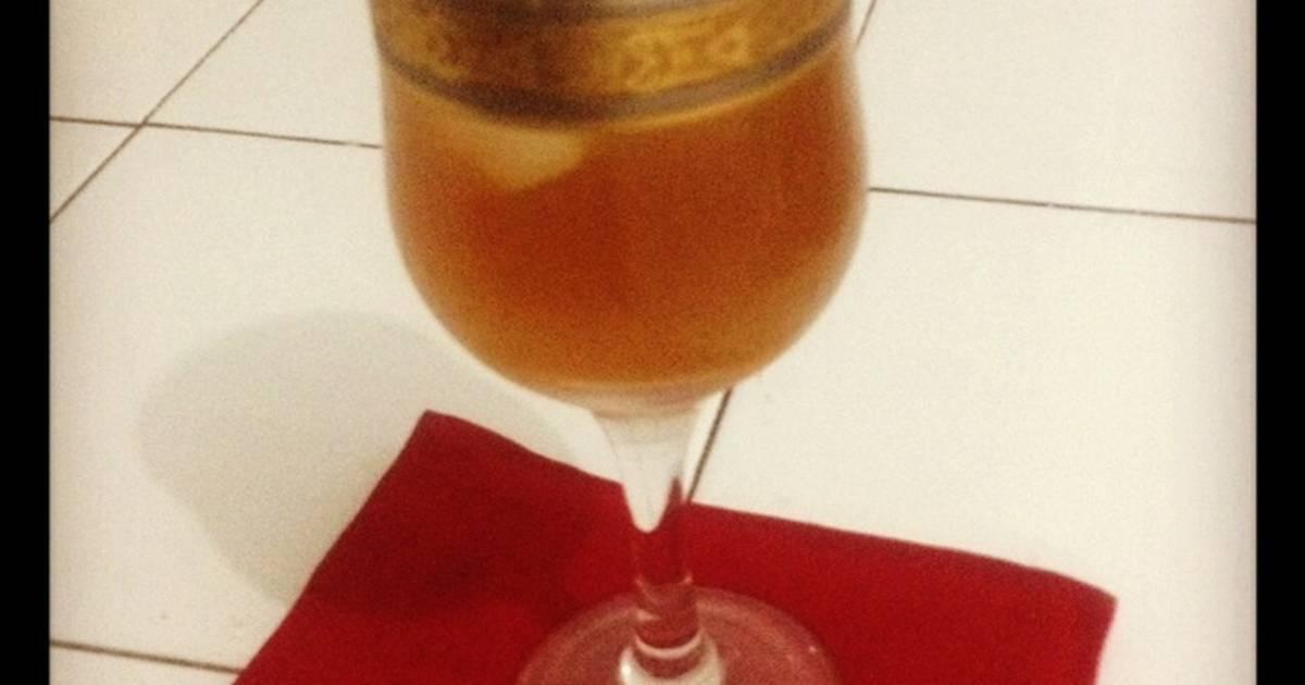 Resep Bir Penganten - tanpa alkohol