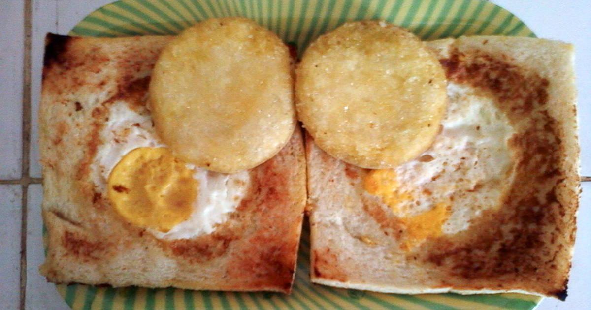 resep roti panggang telur oleh ignatia anna   cookpad