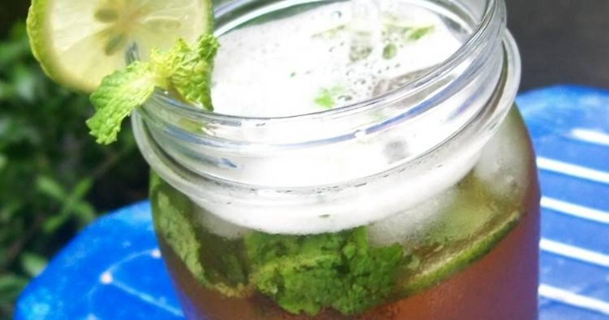 Resep Mojito limho ice tea