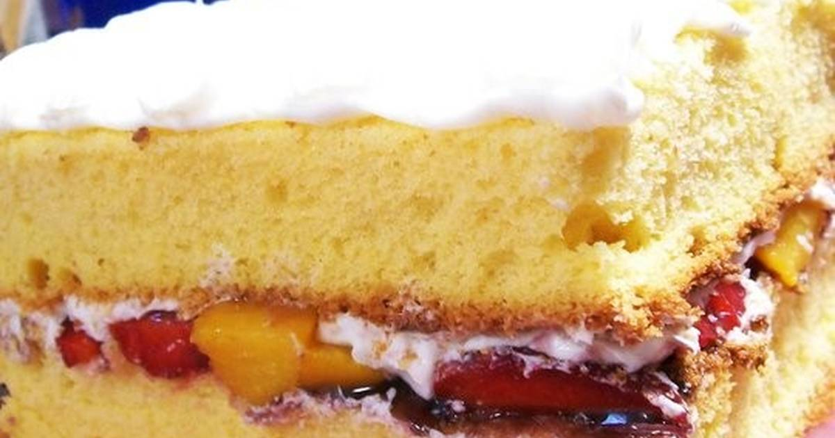 Resep Fruit Cake Jtt: Resep FRUIT CAKE Oleh Leony Agmanda