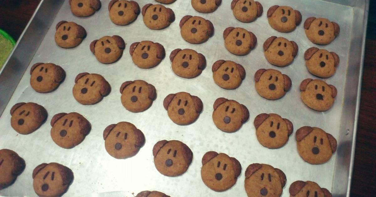 Resep Milo Doggie Cookies