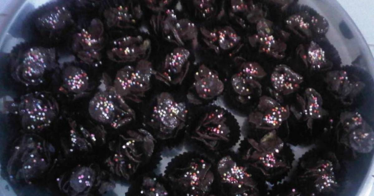Resep Cornflakes Coklat