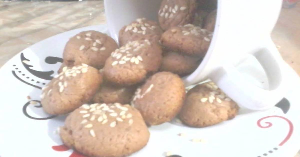 Resep Milo Wijen Cookies