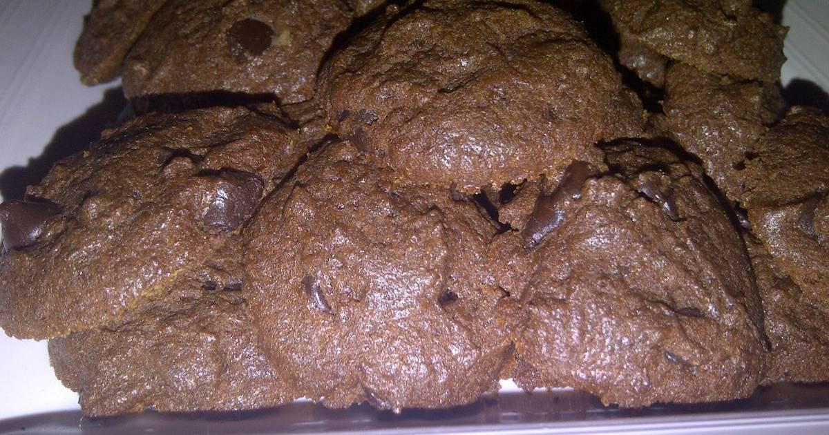 Resep Kue kering cokelat chip