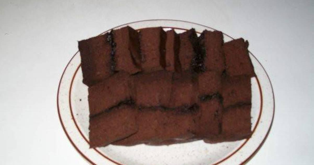 Resep Cheese Cake Kukus Ekonomis: Resep Brownies Kukus Ekonomis Oleh Neneng Sari