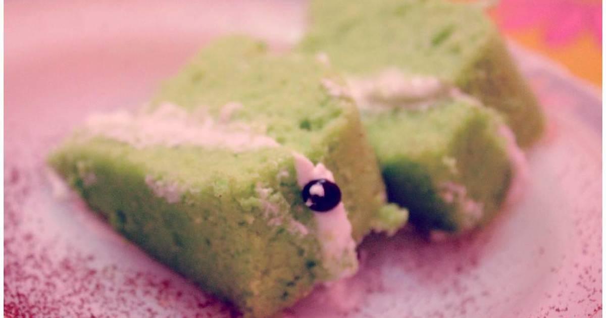 Resep Bolu Choco-Pandan