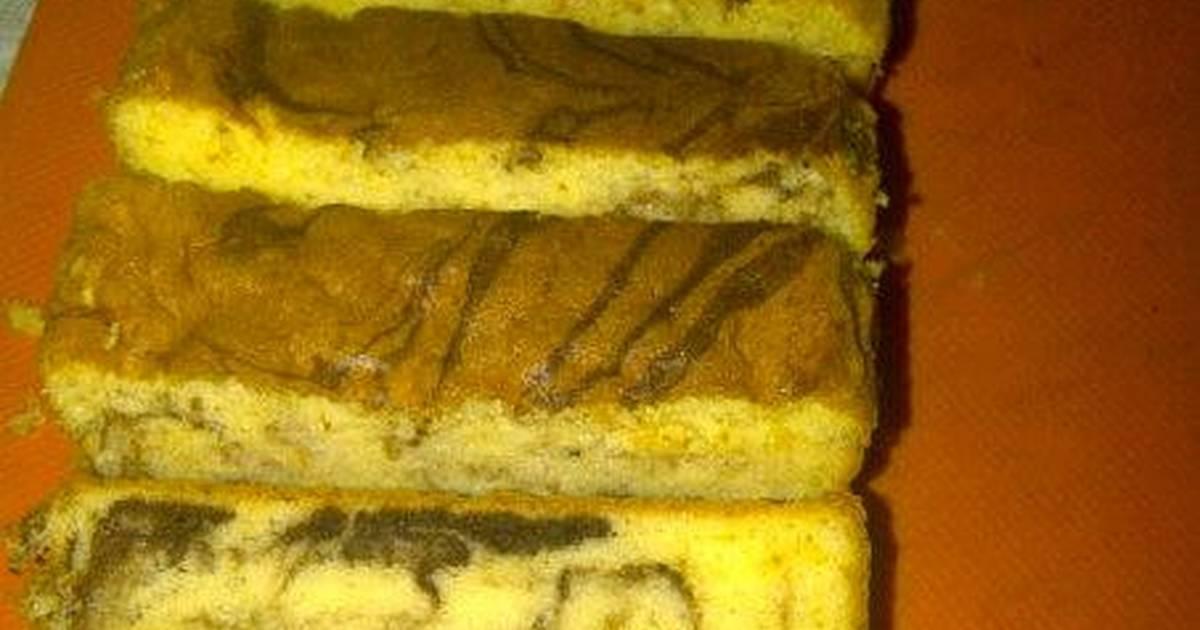 Resep marble cake ekonomis