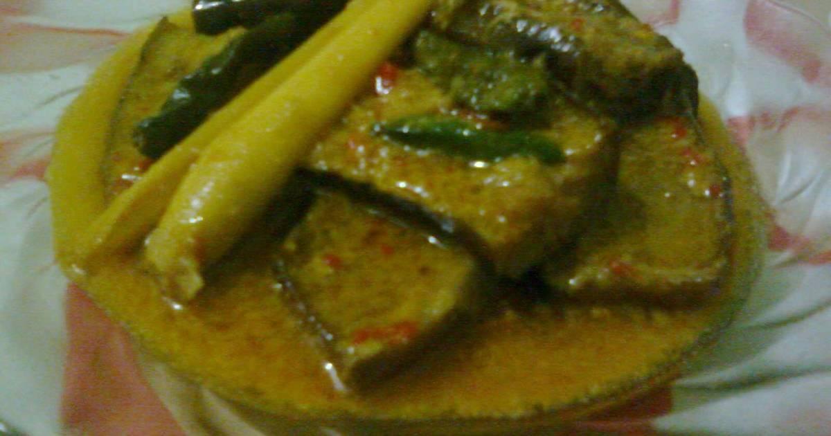4 resep terung pacri enak dan sederhana   cookpad
