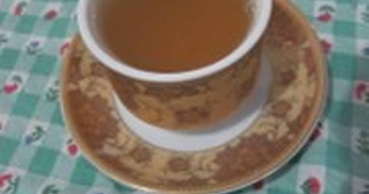 Resep wedang madu lemon
