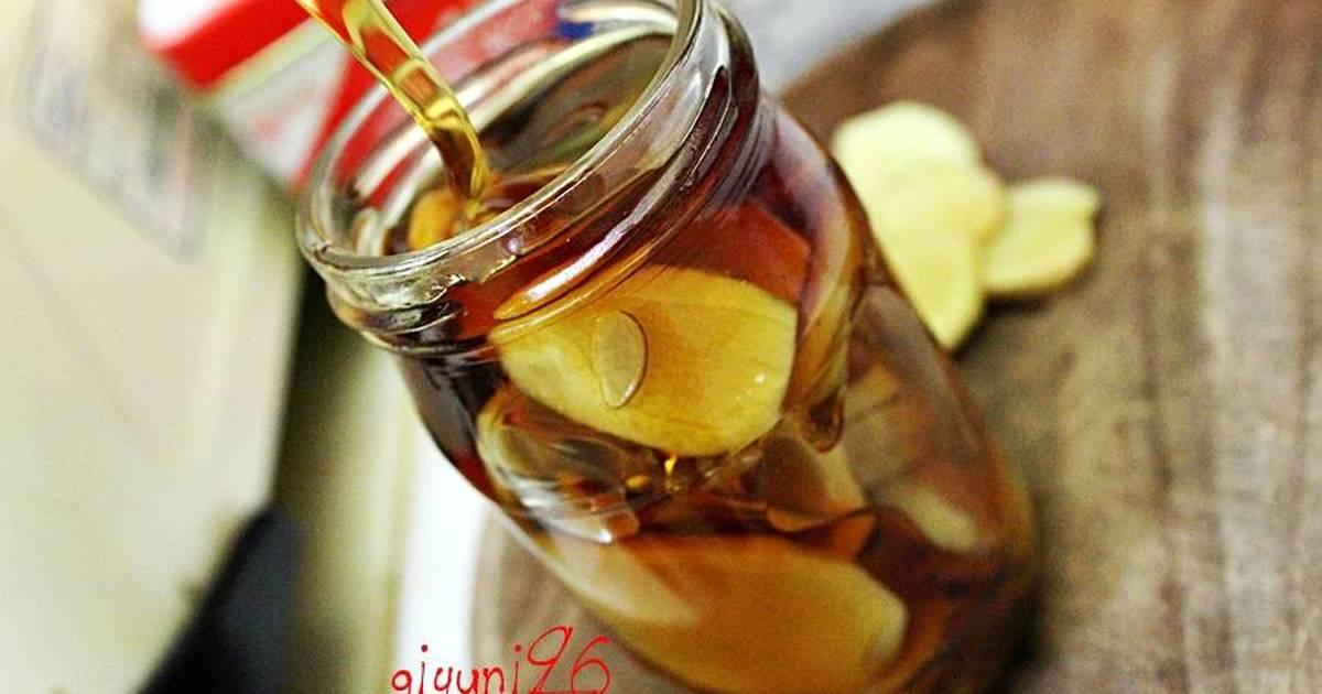 Resep Saenggangcha ( Ginger Tea )
