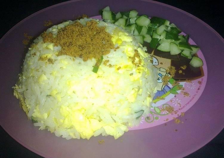 Nasi Goreng Telur (GyeRan BokkEumBap)