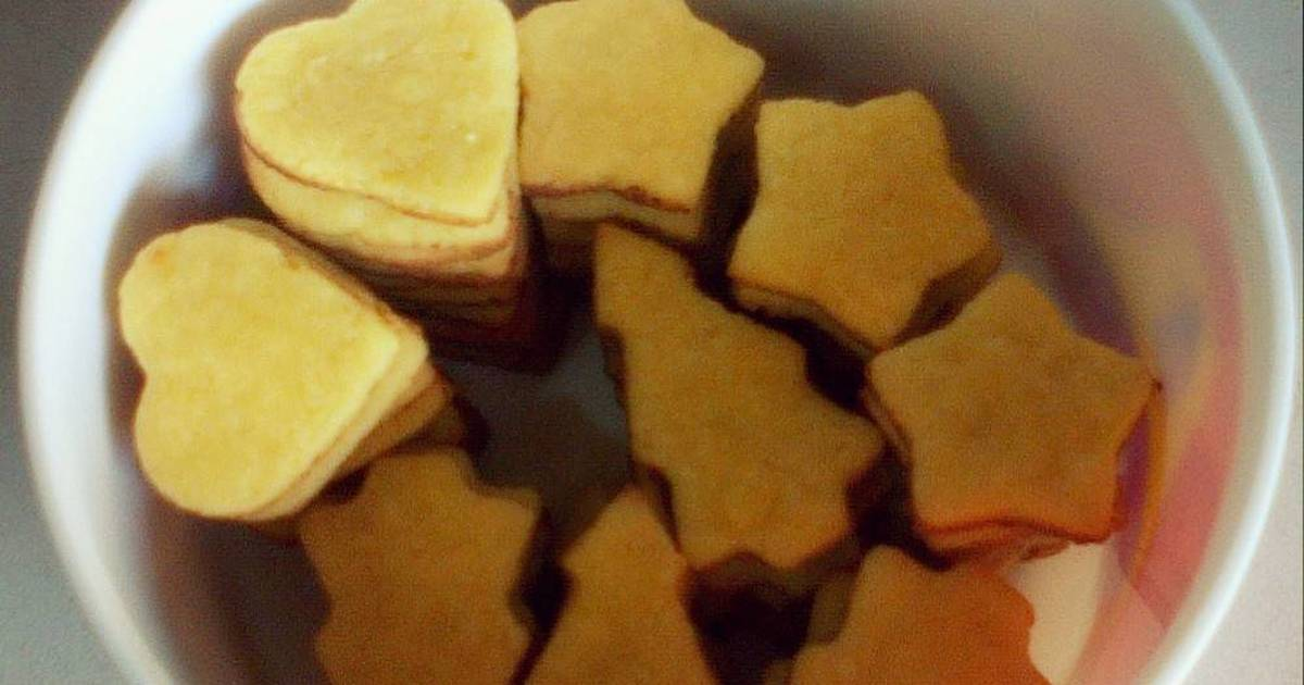 Resep Cheesy Cookies