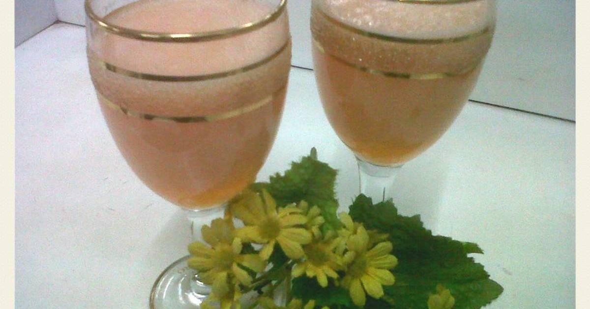 Resep Juice Panas