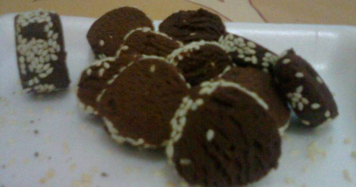 Resep Diamant Chocolate Cookies
